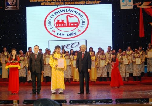 """Ông Hoàng Văn Tại – Tổng giám đốc VAFDCO:""""Đổi mới, sáng tạo để khẳng định vị thế hàng đầu"""""""